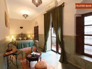 Riad Sidi Ayoub Marrakech - Merinide