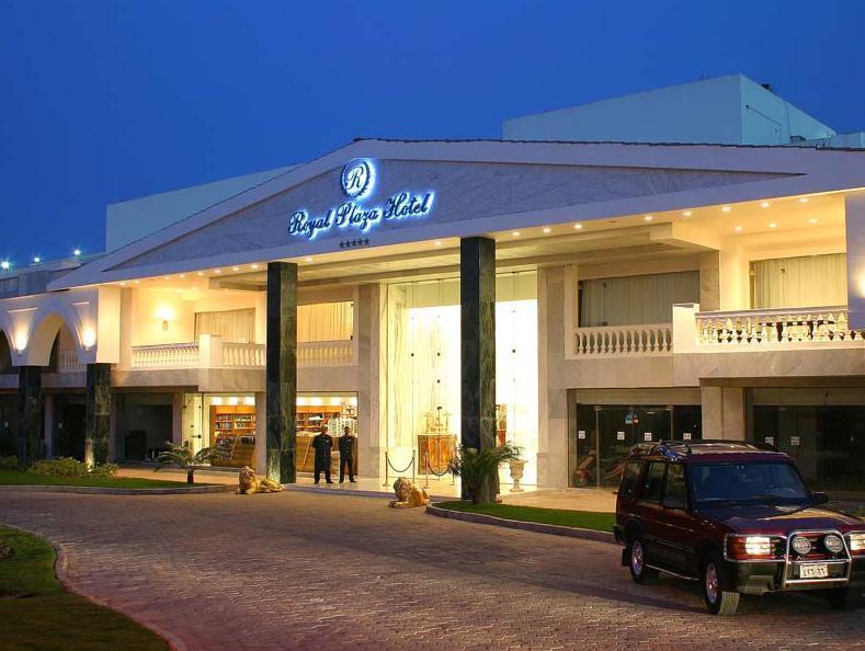 Royal Plaza Sharm El Sheikh Hotel Шарм эль-Шейх - Экстерьер отеля.
