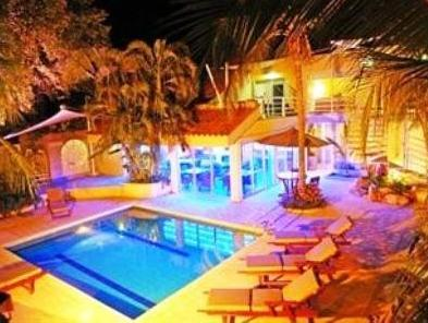 Santorini Hotel Boutique - Hotels and Accommodation in Colombia, South America