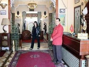 Hotel Transatlantique Casablanca - Reception