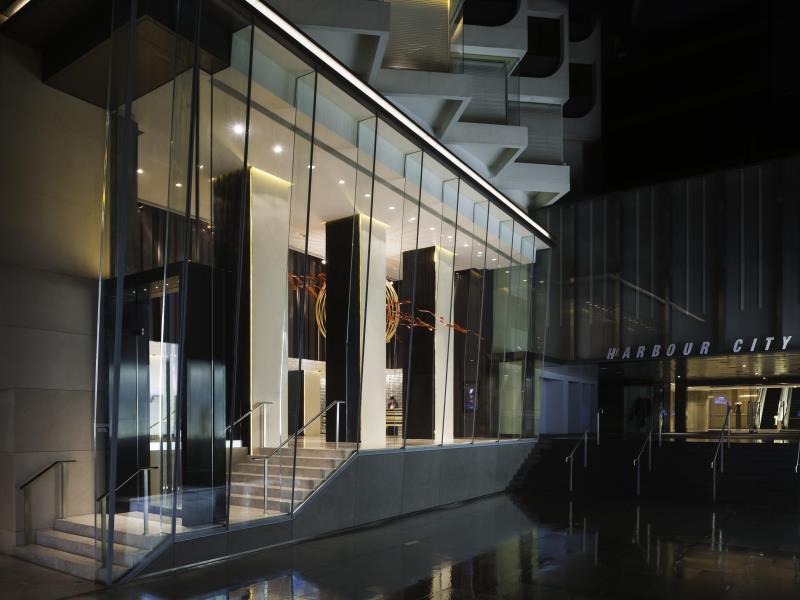 馬可孛羅港威酒店