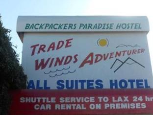Tradewinds Airport Hotel Los Angeles (CA) - Bahagian Luar Hotel