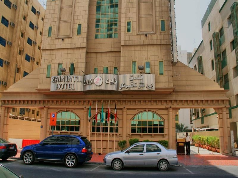 Zain International Hotel - Hotels and Accommodation in United Arab Emirates, Middle East