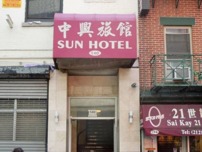 Sun Bright Hotel - Hotel and accommodation in Usa in New York (NY)