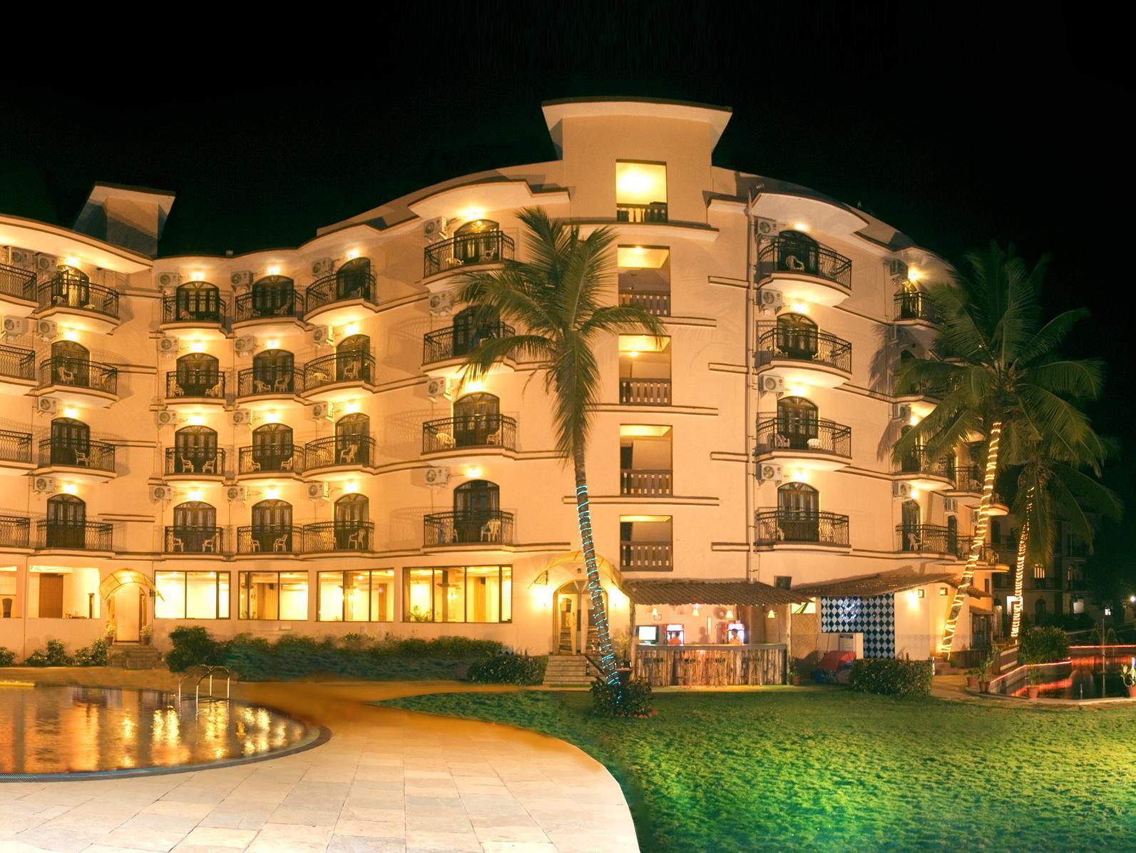 Nazri Resort - Hotell och Boende i Indien i Goa