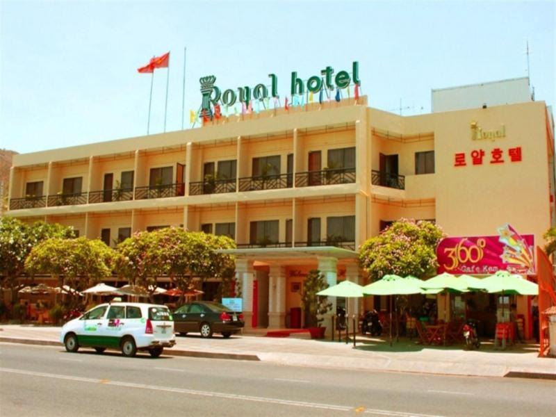 Hotell Royal Hotel