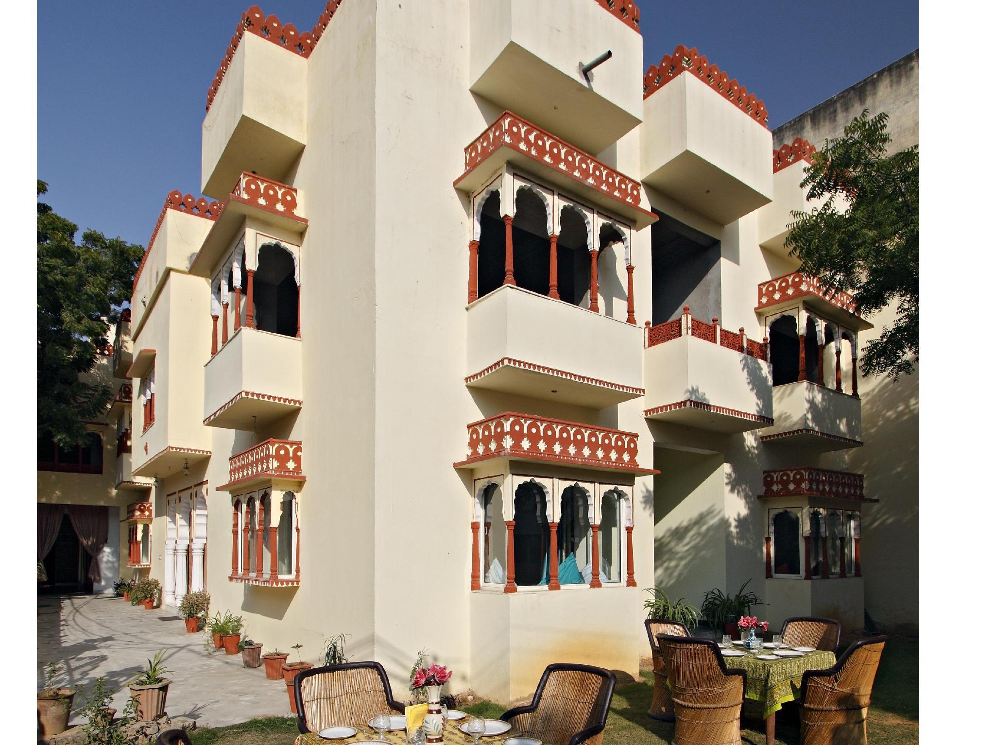 Janak Palace Hotel - Hotell och Boende i Indien i Jaipur
