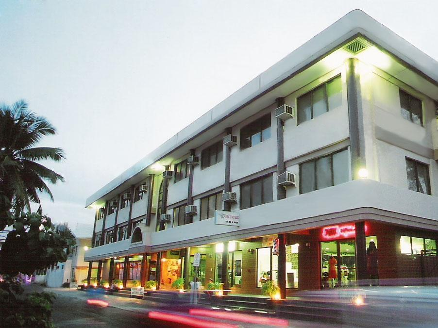 Beverly Boutique Business Hotel Sebu - Viesnīcas ārpuse