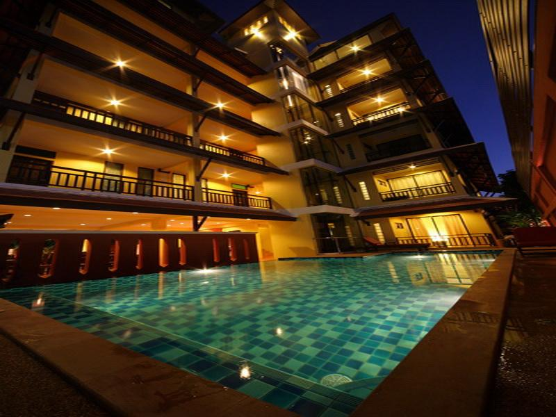 Chang Thai House - Hotels and Accommodation in Thailand, Asia