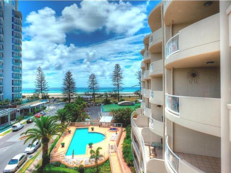 Kirra Beach Apartments - Hotell och Boende i Australien , Guldkusten