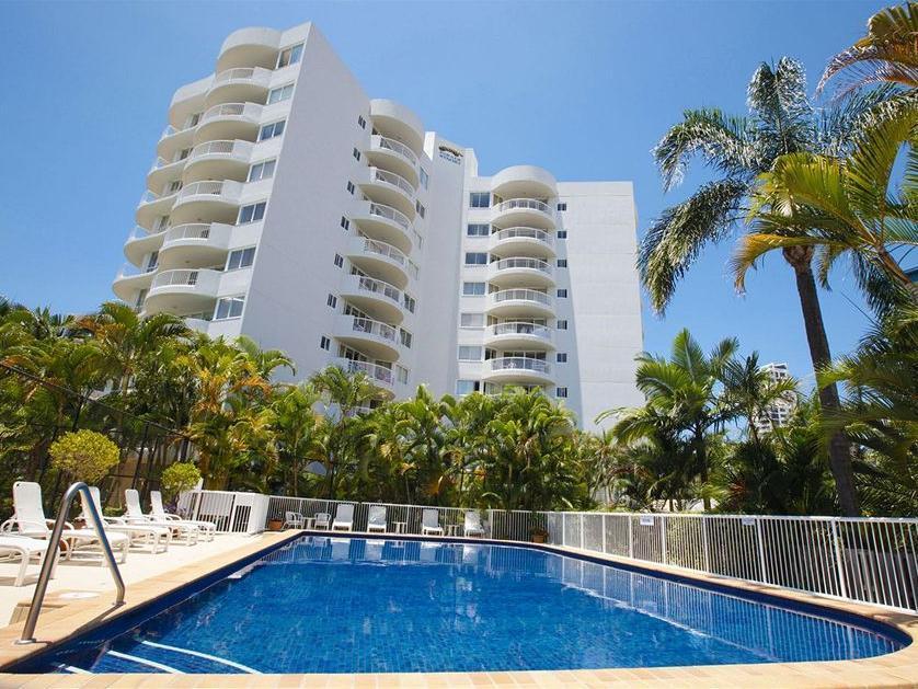 Surf Parade Resort - Hotell och Boende i Australien , Guldkusten