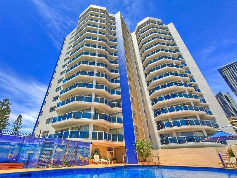 Grosvenor Beachfront Apartments - Hotell och Boende i Australien , Guldkusten