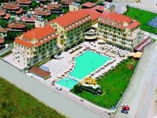 Diamond Beach Hotel - Hotell och Boende i Turkiet i Europa