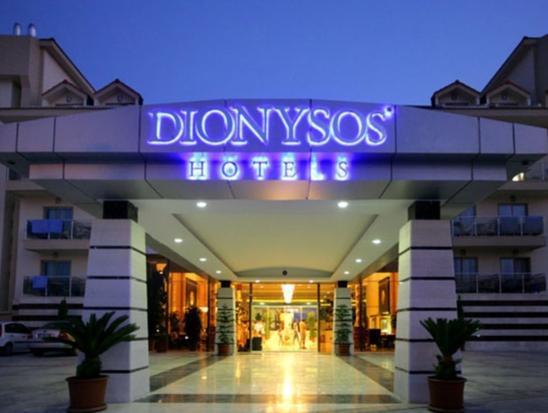 Dionysos Hotels Sport & Spa - Hotell och Boende i Turkiet i Europa