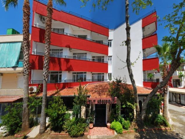 Elit Hotel Side - Hotell och Boende i Turkiet i Europa