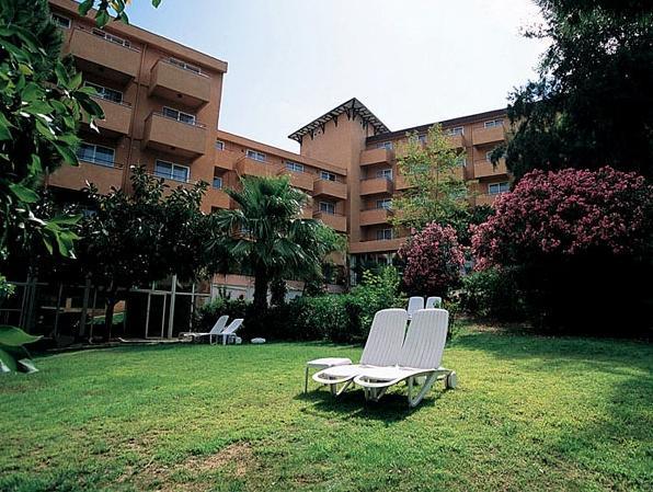 Emirhan Garden Hotel - Hotell och Boende i Turkiet i Europa