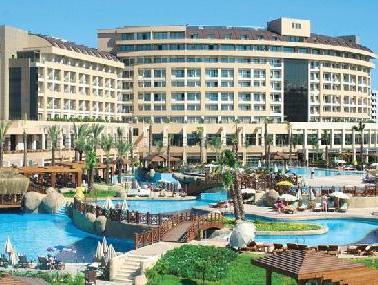 Fame Residence Lara & Spa Antalya - Exterior