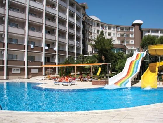 Paloma Beach Resort - Hotell och Boende i Turkiet i Europa