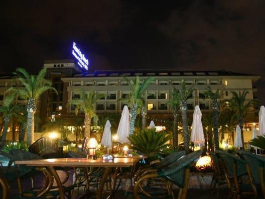 Kumkoy Beach Resort Hotel & Spa - Hotell och Boende i Turkiet i Europa