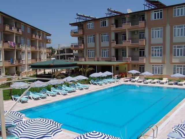 Medusa Apart Hotel - Hotell och Boende i Turkiet i Europa