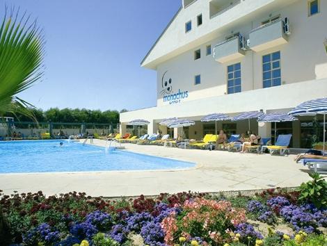 Monachus Park Hotel - Hotell och Boende i Turkiet i Europa