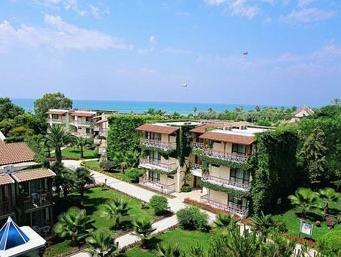 Papillon Muna Hotel - Hotell och Boende i Turkiet i Europa