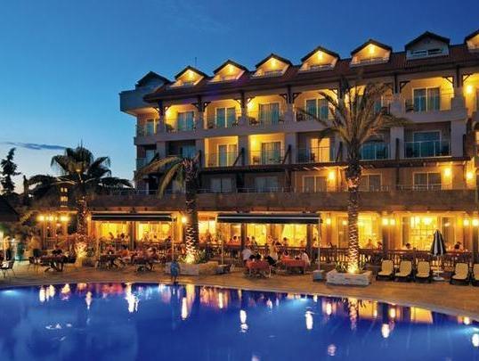 Seher Resort & Spa - Hotell och Boende i Turkiet i Europa
