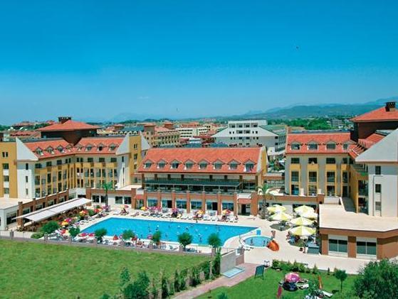 Seher Sun Beach Hotel - Hotell och Boende i Turkiet i Europa
