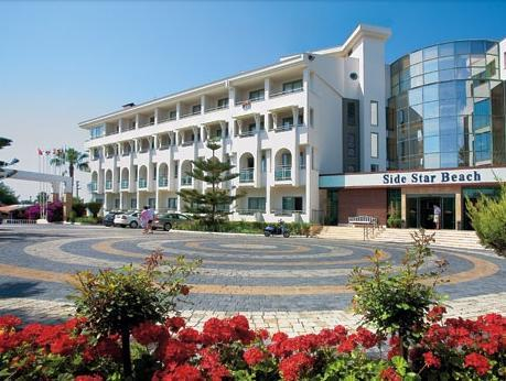 Side Star Beach Hotel - Hotell och Boende i Turkiet i Europa