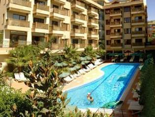 Sunbeach Park Hotel - Hotell och Boende i Turkiet i Europa