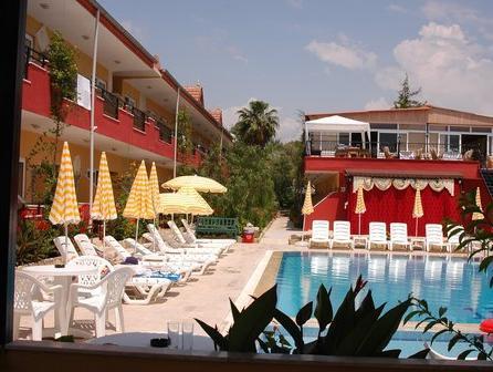 Sunberk Hotel - Hotell och Boende i Turkiet i Europa