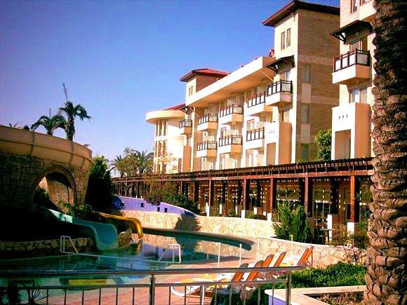 Xanthe Resort - Hotell och Boende i Turkiet i Europa