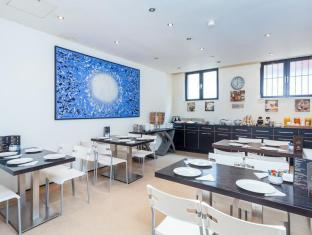 Avni Kensington Hotel London - Breakfast Room