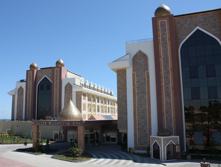 Adalya Resort & Spa - Hotell och Boende i Turkiet i Europa