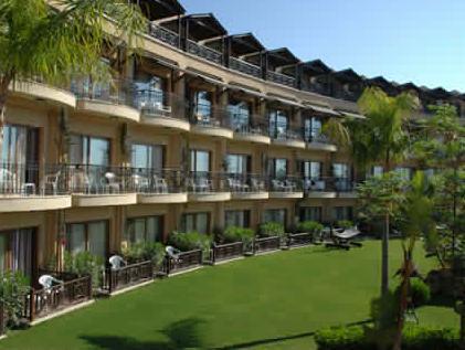 Barut Hotels Acanthus - Hotell och Boende i Turkiet i Europa