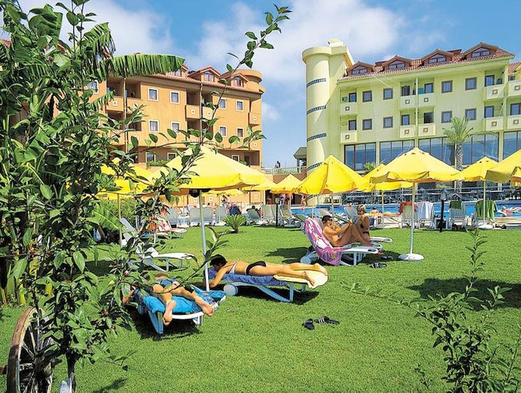Calimera Monachus Side Hotel - Hotell och Boende i Turkiet i Europa