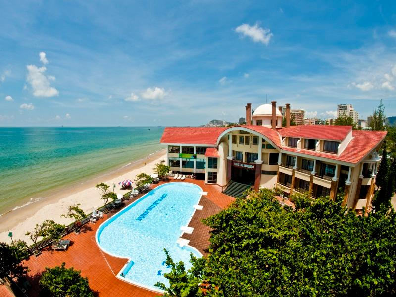 Hotell Vung Tau Intourco Resort