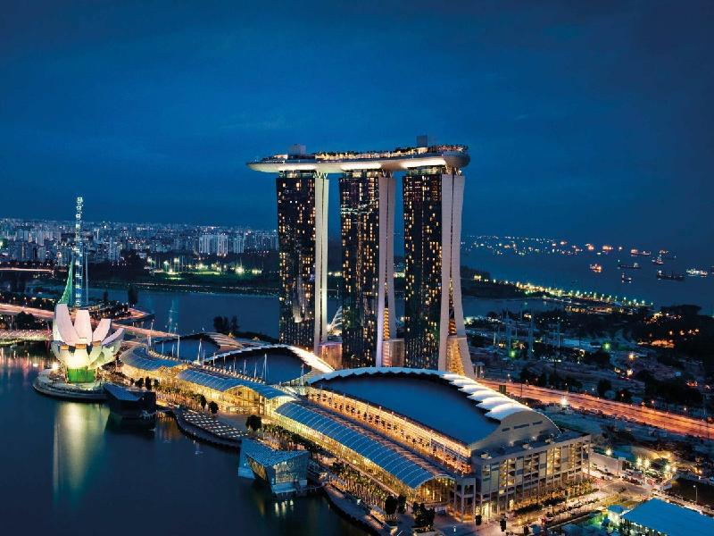 5 Star Hotels in Marina Bay | The Westin Singapore
