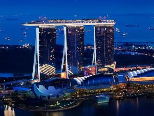 Marina Bay Sands Singapore - Exterior