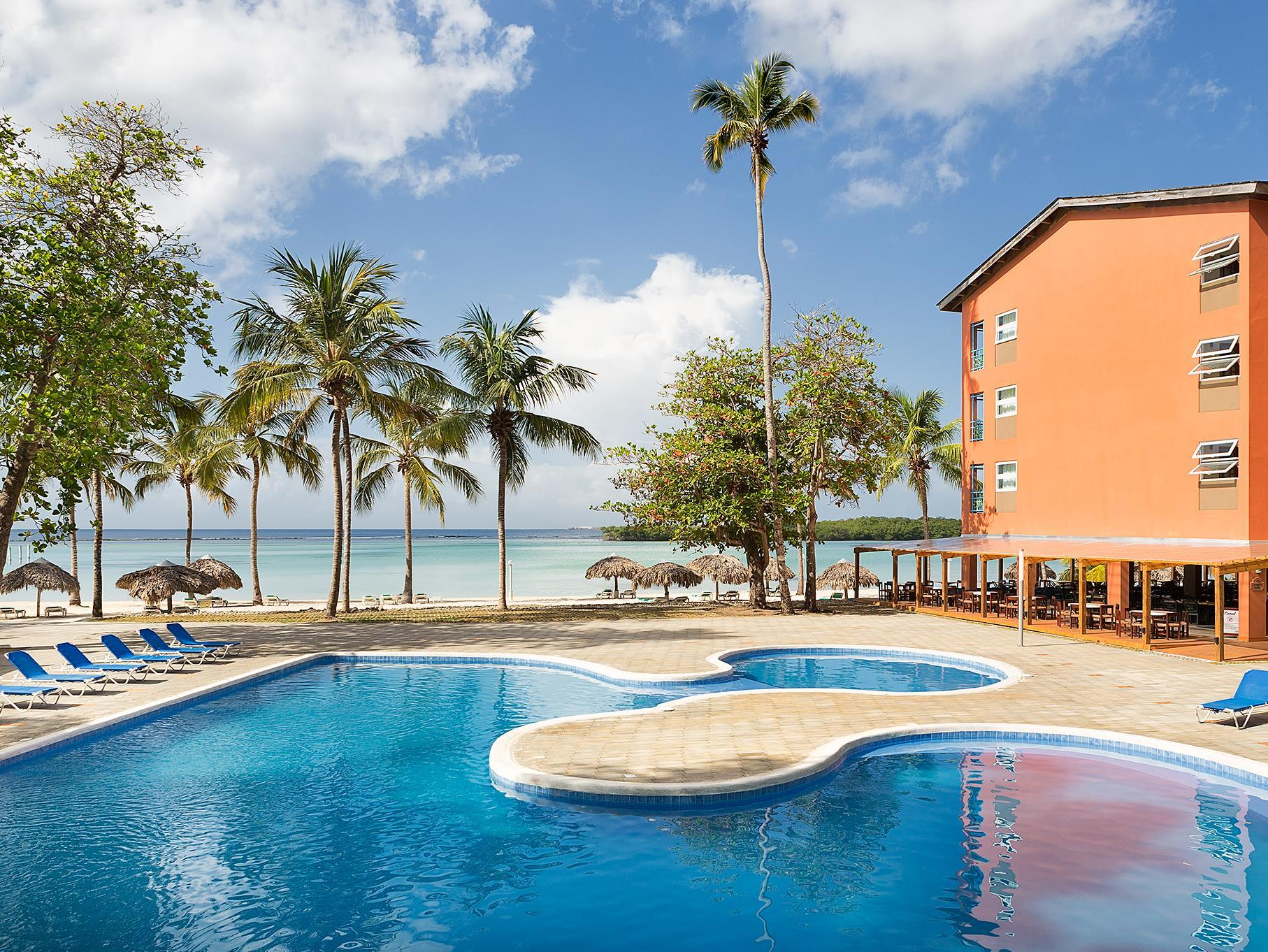 Don Juan Beach Resort - Hotels and Accommodation in Dominican Republic, Central America And Caribbean