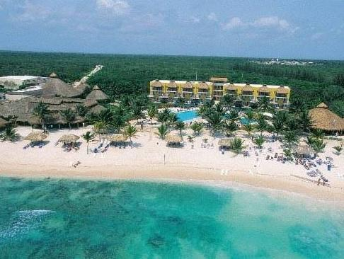 Akumal Beach Resort Cancun