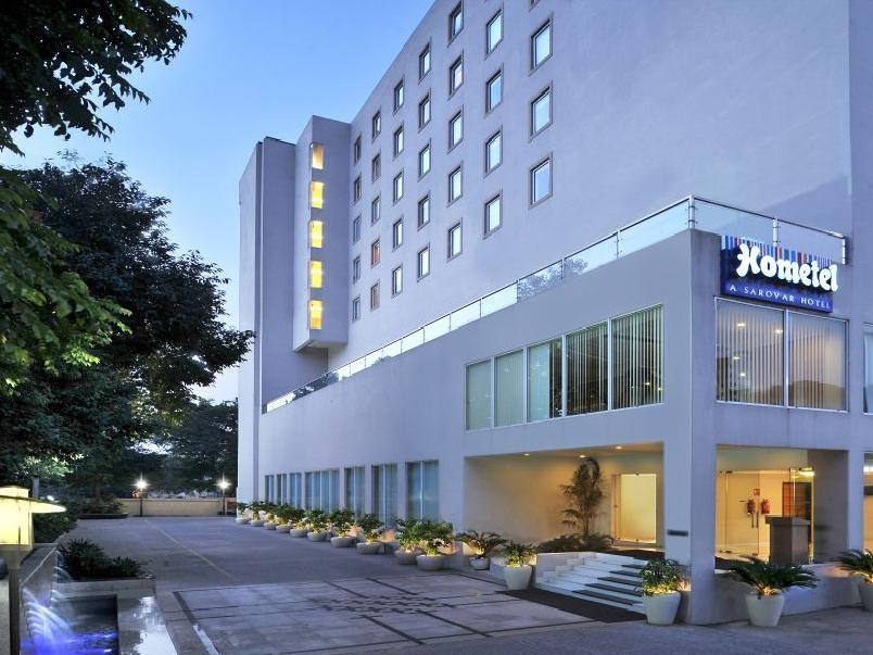 Hometel Chandigarh - Hotell och Boende i Indien i Chandigarh
