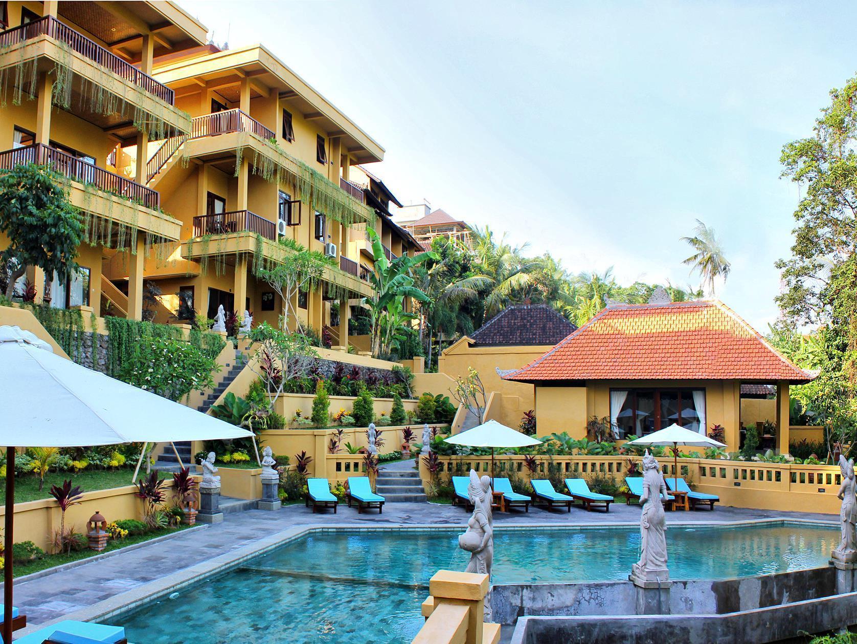 Hotell Sri Bungalows Ubud