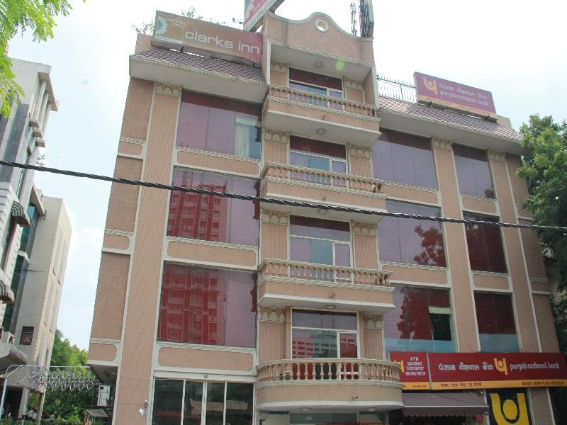Hotell Clarks inn Nehru Place