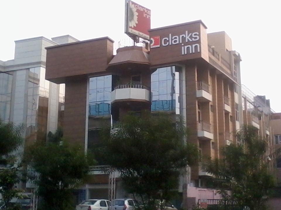 Hotell Clarks Inn Kailash Colony
