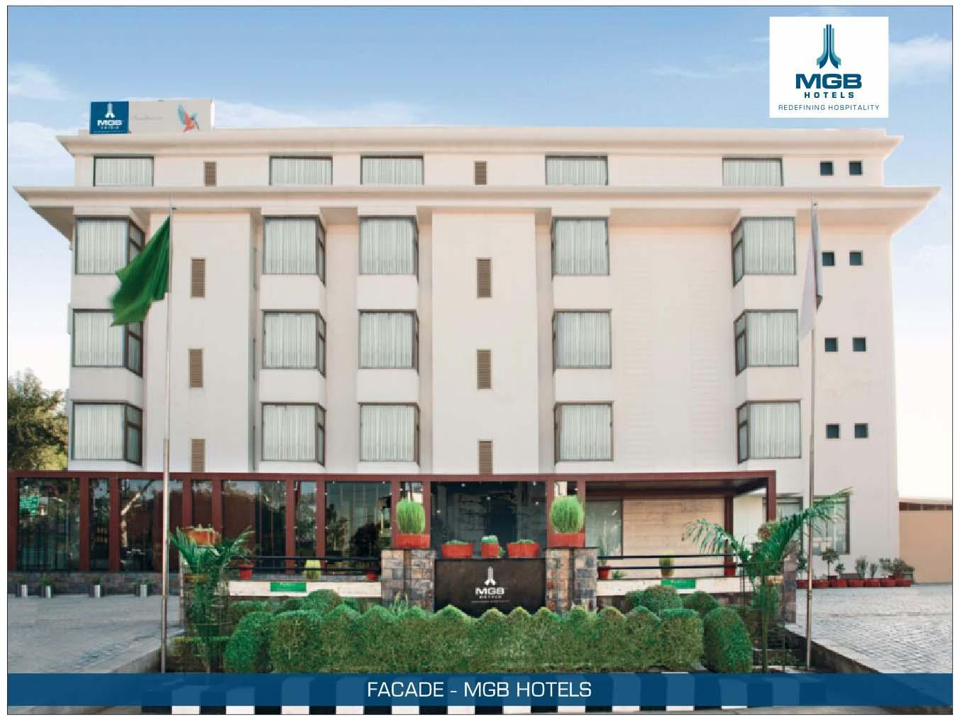 Hotell Clarks Inn, Alwar