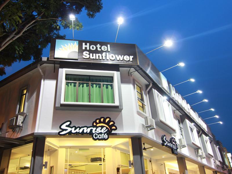 Sunflower Hotel Melaka - Hotels and Accommodation in Malaysia, Asia