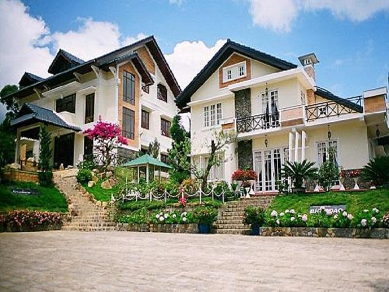 Hotell Villa Bich Dao