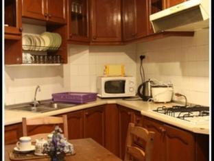 Bistari Serviced Apartment Suites Kuala Lumpur - Kitchen Area