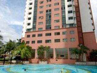 Bistari Serviced Apartment Suites Kuala Lumpur - Hotel Facade